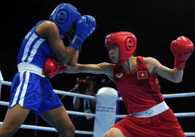 俄罗斯国家队成为乌兰乌德女子拳击世锦赛最佳球队