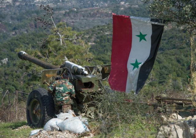 叙利亚政府军在伊德利卜省东南部展开新的军事行动