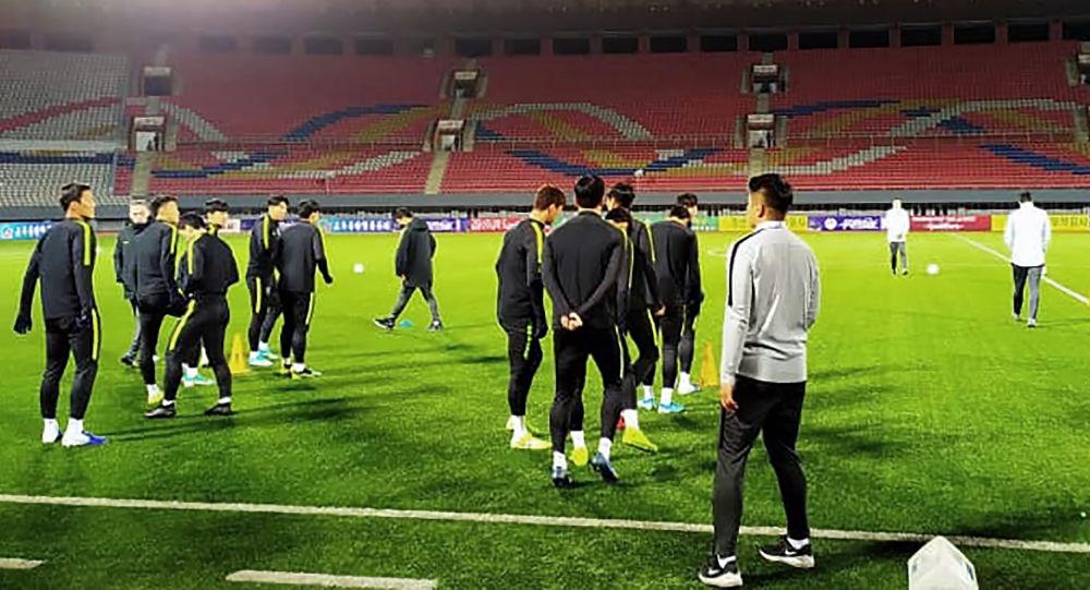 朝鲜因新冠病毒拒绝与韩国在2022年足球世界杯预选赛上交锋