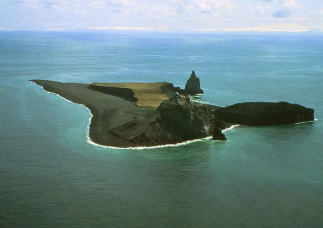 学家解密水下火山发出的奇怪咕噜声