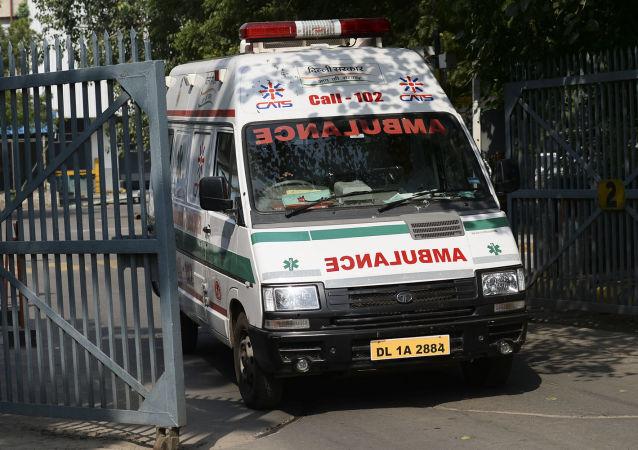 印度急救车