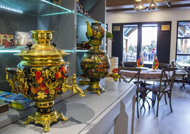 德黑兰俄式咖啡馆