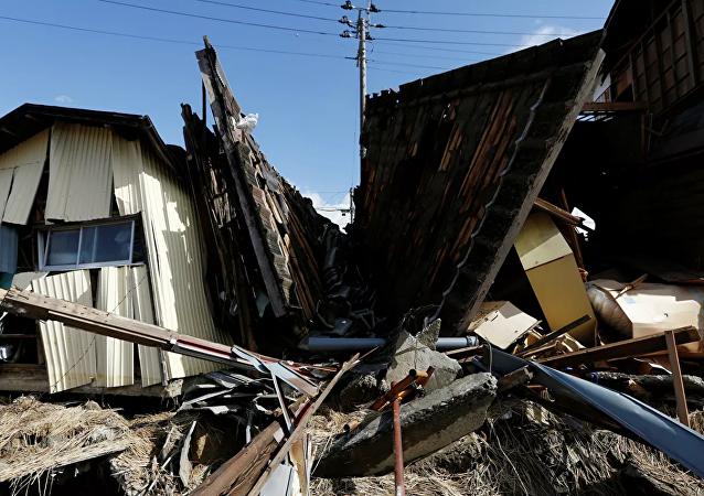 日本政府拨款660万美元用于台风后的救灾