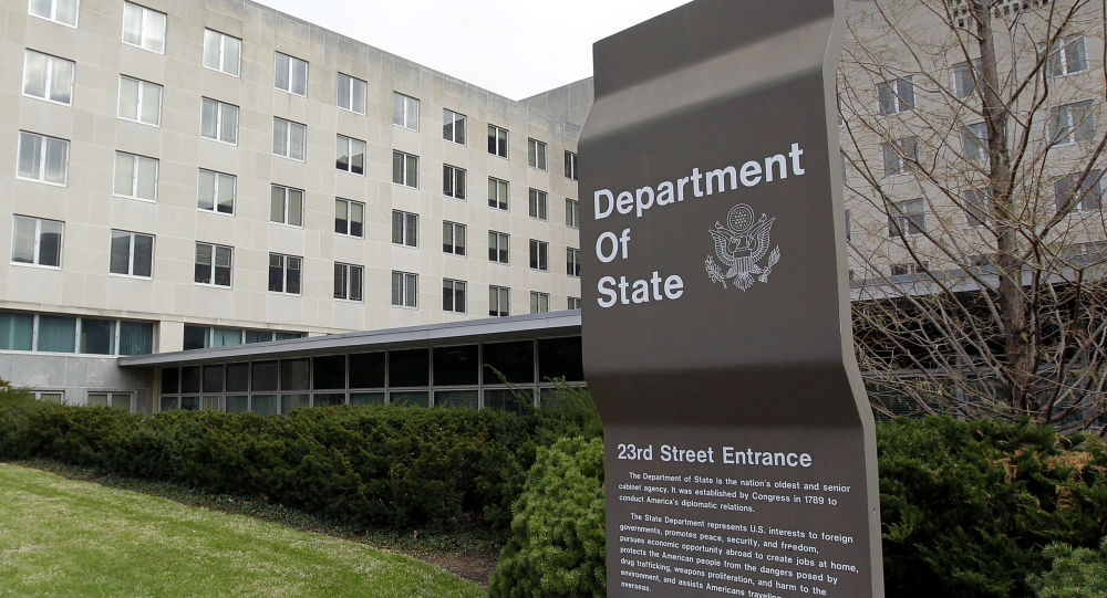 美国国务院
