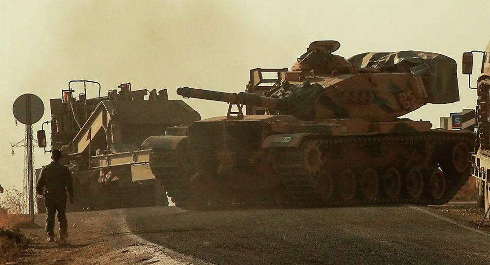 土常驻联合国代表:土耳其将保留打击在叙北部残留恐怖分子的权力