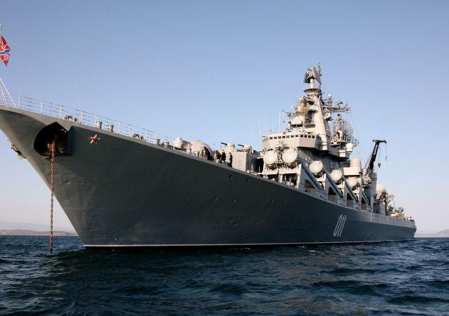近卫导弹巡洋舰瓦良格