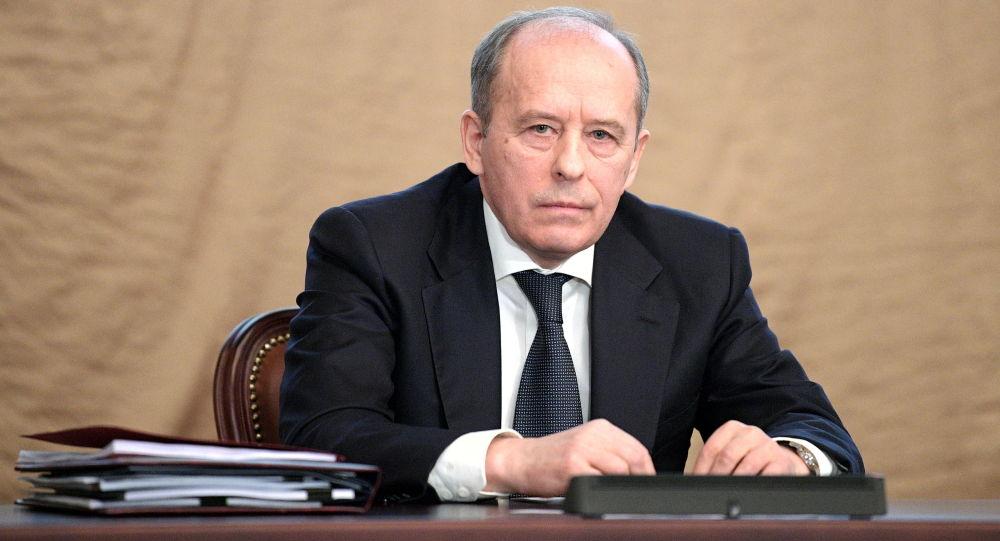 俄罗斯联邦安全局局长博尔特尼科夫