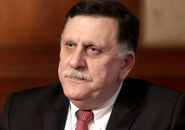利比亚民族团结政府总理萨拉杰