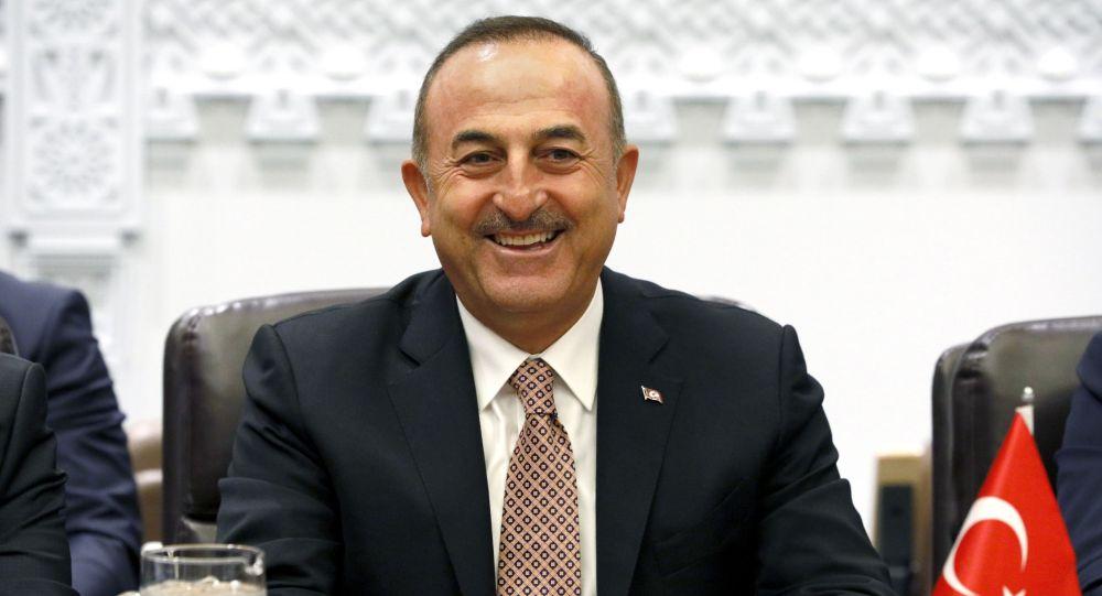 土耳其外长恰武什奥卢