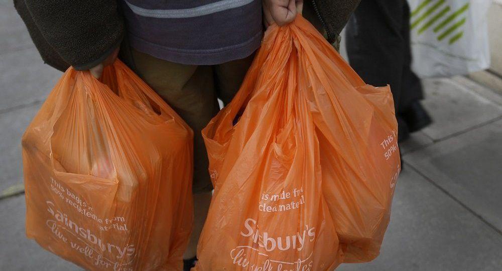 俄罗斯准备取缔塑料袋
