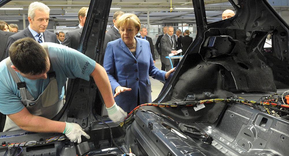 德国把中国定为优选方向