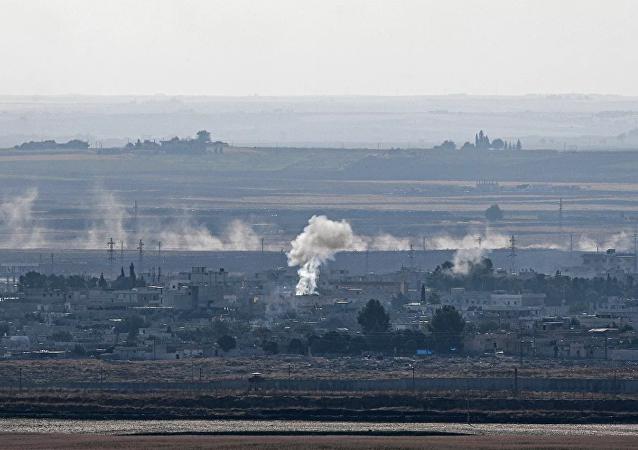 库尔德武装:土耳其违反协议实施炮击