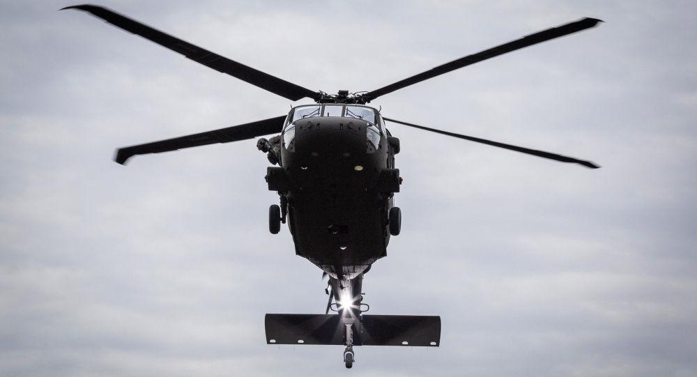 """抗议局势之下特朗普曾下令军机飞抵华盛顿 """"以展威力"""""""