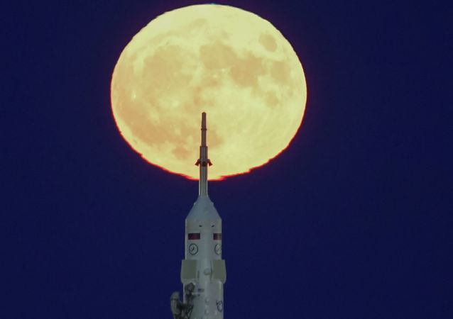 俄罗斯将在美国展示登陆月球的起降模块概念