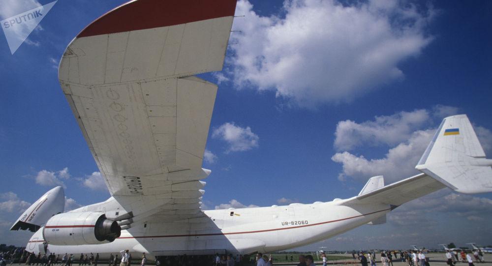 媒体曝乌克兰设计局准备向中国转让安-225核心技术