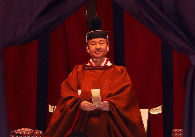 日本新天皇