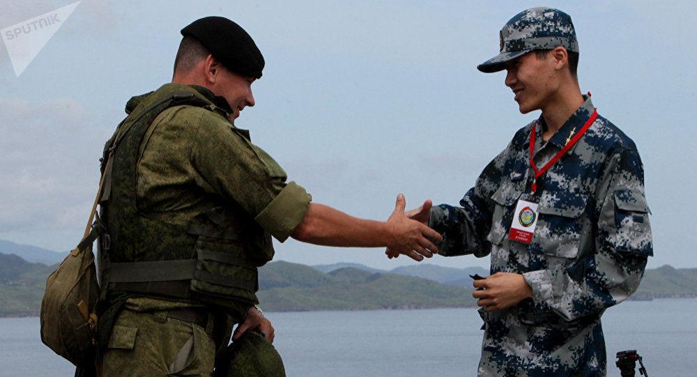 俄专家:俄中军事技术合作必须向新模式转型