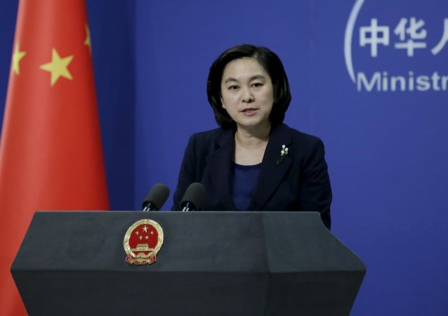 中国普通人认为美国想搞乱新疆香港 纯属痴心妄想不会得逞