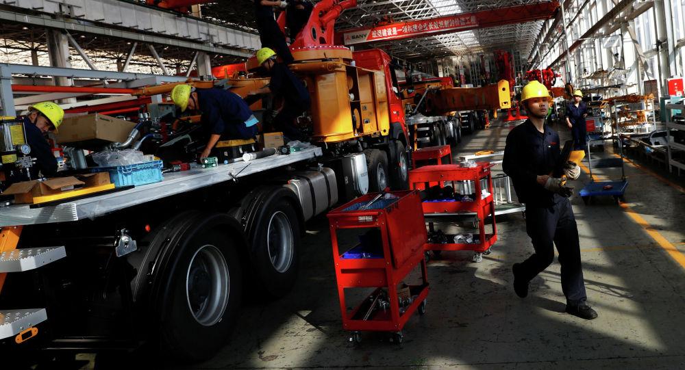 国际货币基金组织预计中国经济增速将放缓但增长质量更高