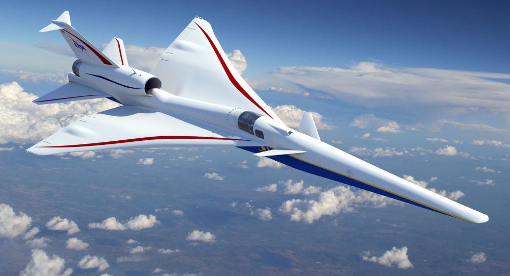 超音速飞机将获美联邦航空局认证