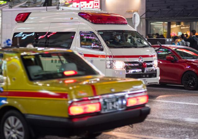 日本救护车(资料图片)