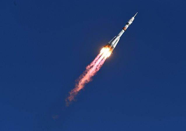 """美方代表:NASA与俄航天集团举行有关在""""联盟""""号火箭上再购买座位的谈判"""
