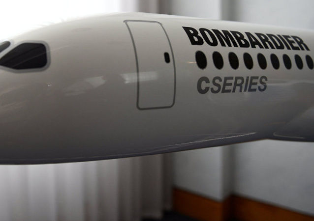 Bombardier C Series