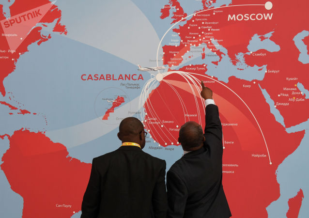 俄罗斯-非洲经济论坛期间签署120多亿美元的协议
