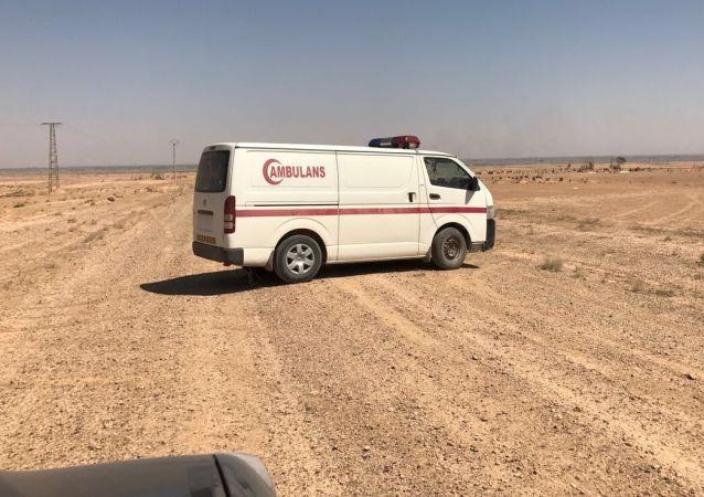叙利亚救护车