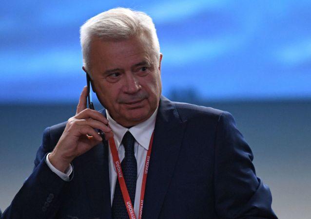 俄罗斯卢克石油公司总裁瓦吉特∙阿列克佩罗夫