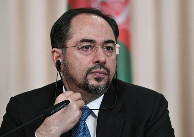 媒体:阿富汗外长萨拉胡丁·拉巴尼辞职