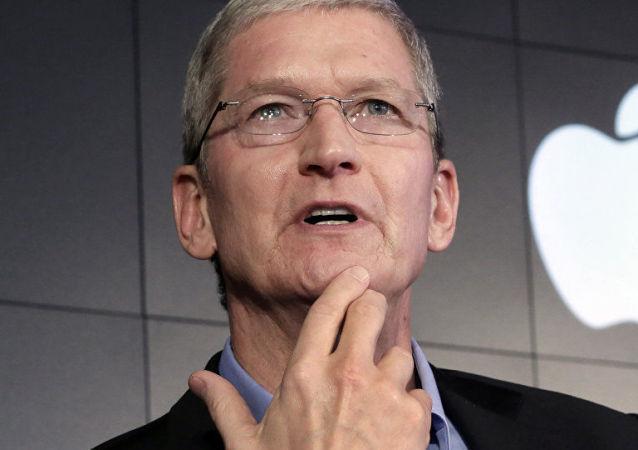 苹果首席执行官蒂姆·库克担任清华大学经管学院顾问