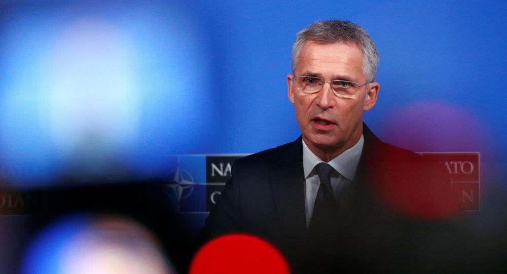 北约秘书长呼吁盟国增加军费