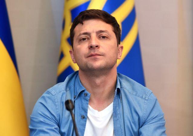 俄罗斯TNT电视台停播泽连斯基主演的电视剧《人民公仆》