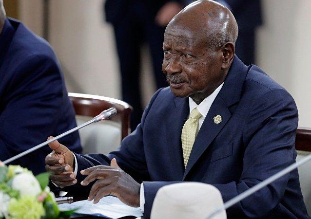 约韦里·穆塞韦尼,乌干达总统