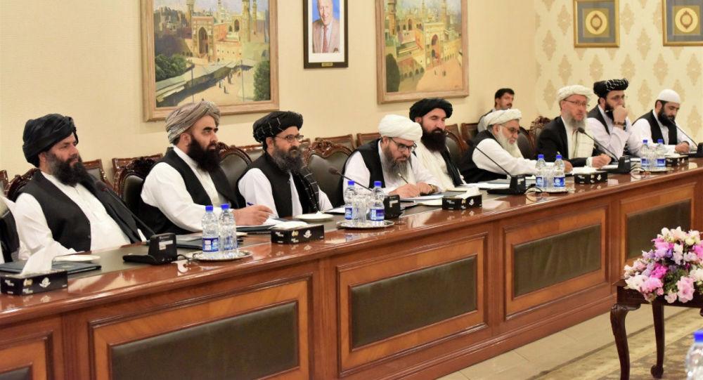 塔利班代表团