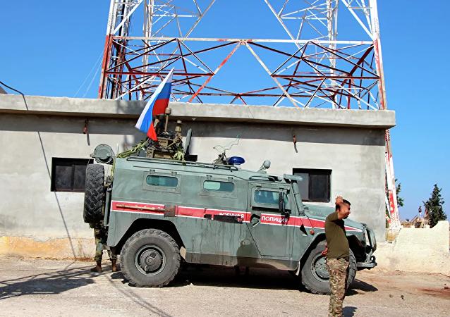 消息人士披露俄罗斯将向叙利亚增派军警消息