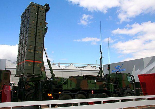 SAMP-T防空导弹系统