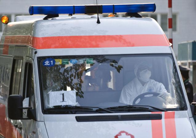 中国救护车