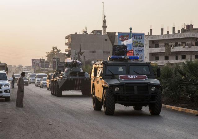 俄军抵达伊德利卜