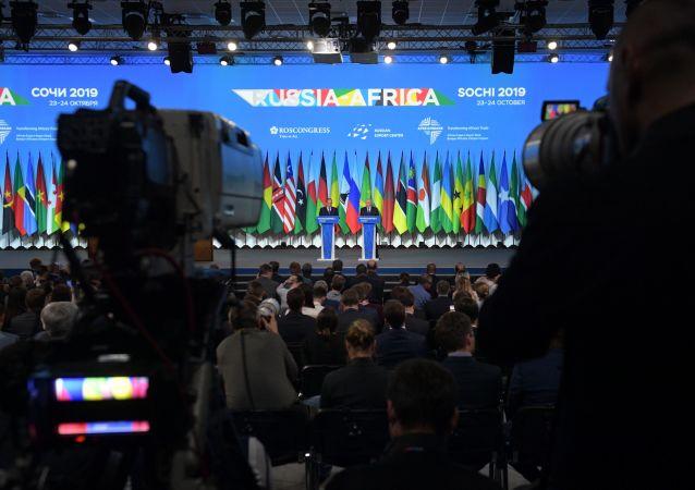 俄外交部表示2022年俄非峰会筹备工作已经开始