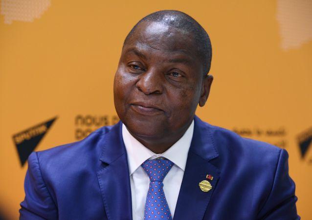 中非共和国总统:正在考虑于本国境内设立俄军事基地的可能