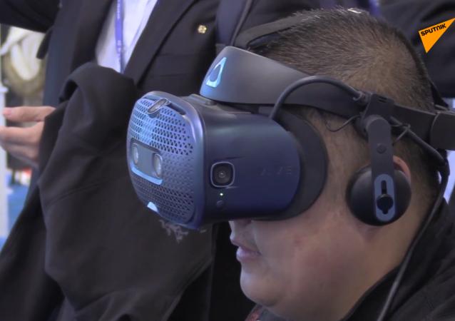 VR技术带你体验2022年北京冬奥会