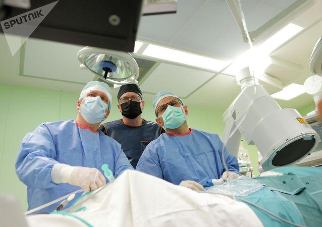 俄罗斯成为全球首个对灵长类动物大脑进行独特手术的国家