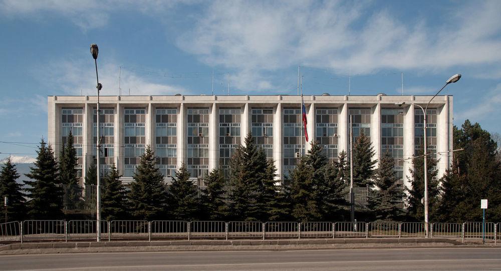 保加利亚驻俄使馆