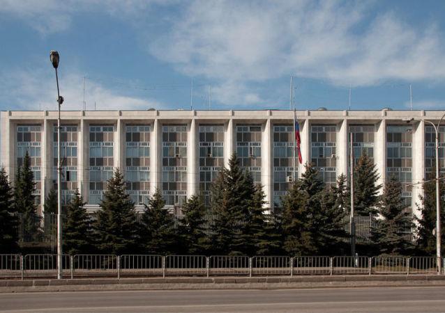 俄罗斯驻保加利亚大使馆
