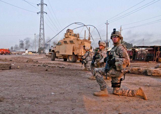 伊拉克塔吉军事基地