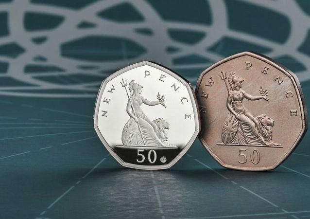 英国再次准备发行纪念币以纪念英国脱欧