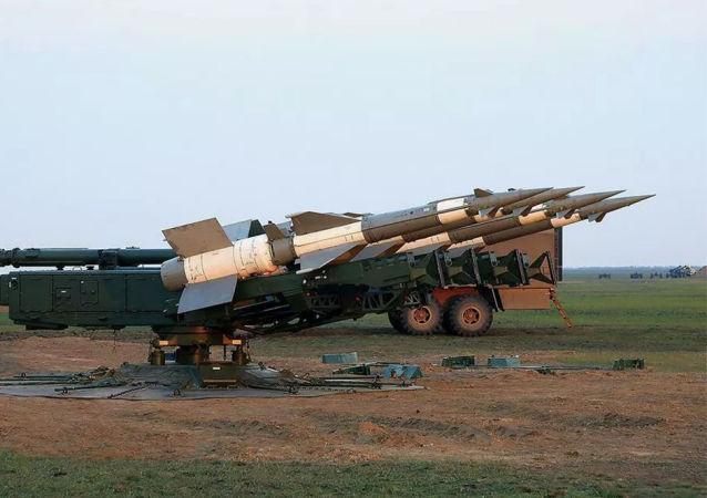 乌克兰宣布在与克里米亚交界边境进行导弹演习