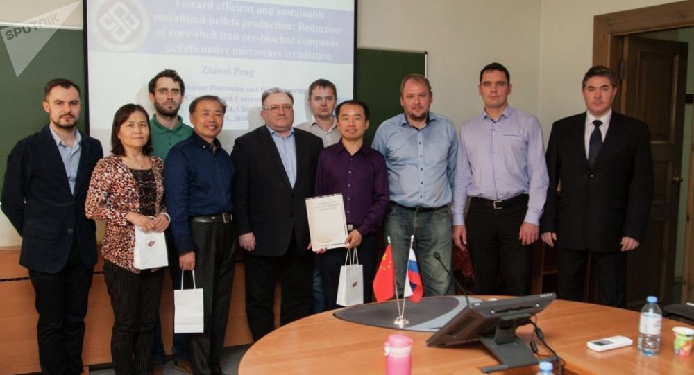 俄中两国科学家成功开发绿色炼铁技术